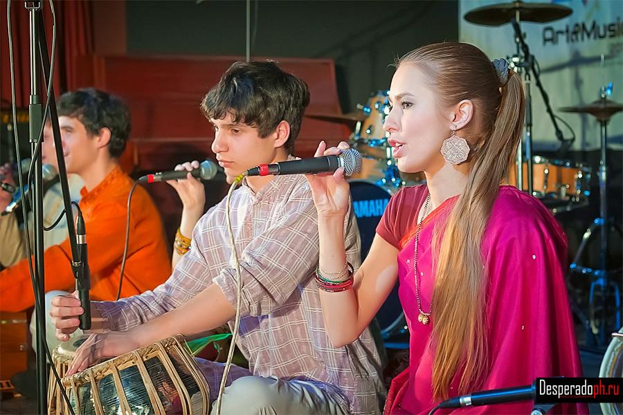 сахаджа йоги на art and music
