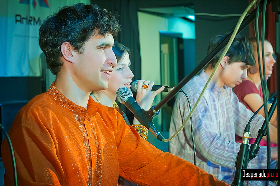 сахаджа йоги на art and musi