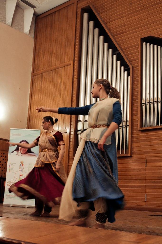фестиваль индийской культуры в Новосибирске