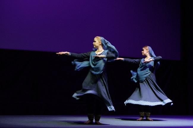 катхак индийский танец , студия сандживани